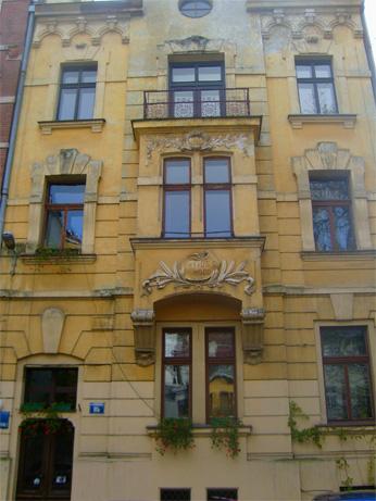 Zdjęcie budynku Ośrodka Interwencji Kryzysowej